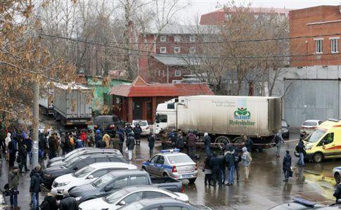 Ρωσία: Συνελήφθη ο πρώην διευθυντής εργοστασίου για την ένοπλη επίθεση | tovima.gr