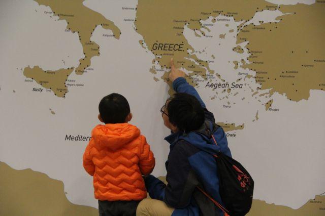Η αρχαία ελληνική τεχνολογία στο Πεκίνο   tovima.gr