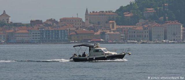 Ένταση στα σύνορα Σλοβενίας-Κροατίας για τα θαλάσσια σύνορα | tovima.gr