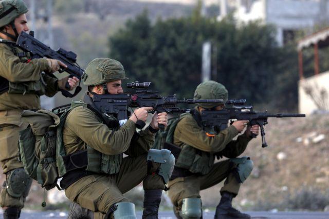 56 παλαιστίνιοι τραυματίστηκαν από πυρά ισραηλινών | tovima.gr