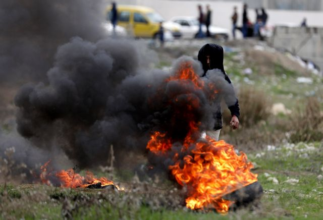 Το Ισραήλ έπληξε θέσεις της Χαμάς στη λωρίδα της Γάζας | tovima.gr