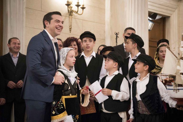 Τσίπρας: Το 2018 θα είναι χρόνος-ορόσημο για την Ελλάδα | tovima.gr
