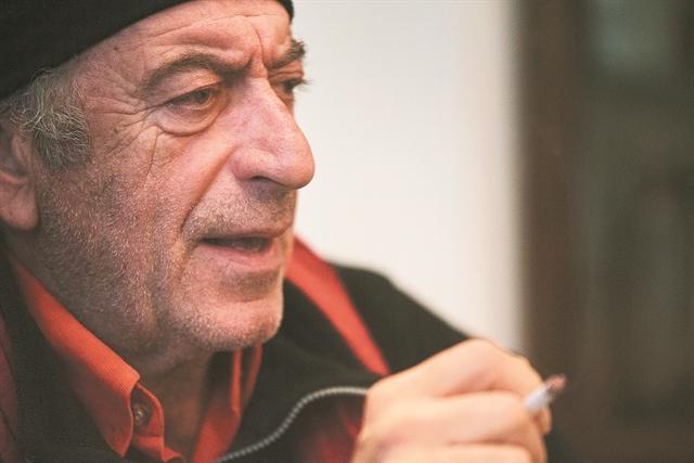 «Υποδύομαι τον Ανδρούτσο που μελέτησα εξονυχιστικά»   tovima.gr