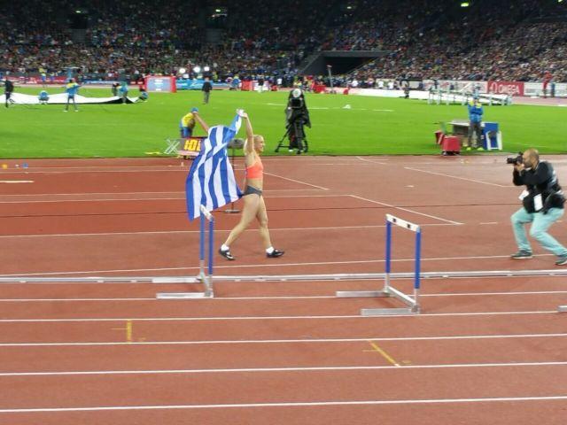 Η Νικόλ Κυριακοπούλου έτοιμη για το ντεμπούτο της στη σεζόν | tovima.gr