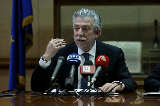 «Κατηγορώ» Κοντονή κατά δικαστών για το πόθεν έσχες | tovima.gr