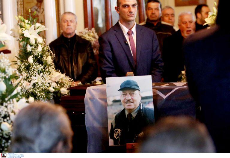 Το τελευταίο αντίο στον Ευγένιο Γκέραρντ | tovima.gr