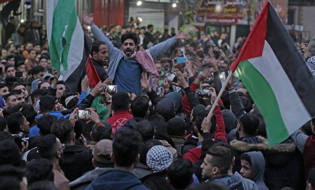 ΗΠΑ: Πάγωσαν την οικονομική βοήθεια στους Παλαιστίνιους | tovima.gr