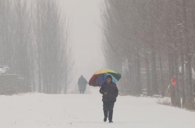 Κίνα: Θερμοκρασίες ρεκόρ υπό το μηδέν | tovima.gr
