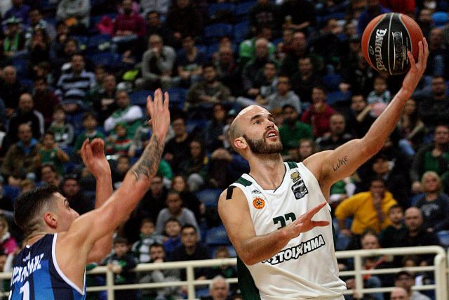 Euroleague: Να κρατήσει «απόρθητο» το ΟΑΚΑ καλείται ο ΠΑΟ απέναντι στη Μπαρτσελόνα   tovima.gr