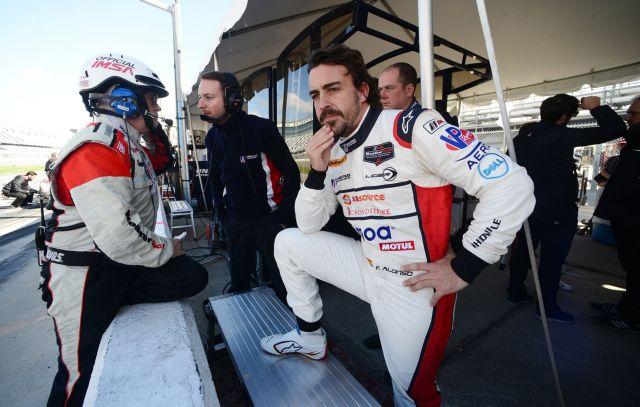 Με την Toyota στο Παγκόσμιο Πρωτάθλημα Αντοχής ο F. Alonso | tovima.gr