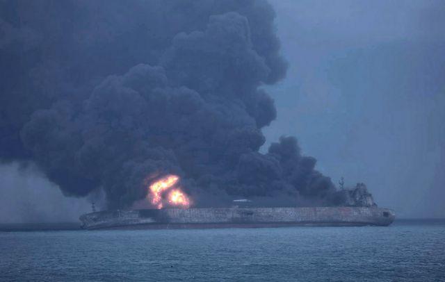 Κίνα: Δεκάδες ναυτικοί αγνοούνται μετά από σύγκρουση πλοίων | tovima.gr