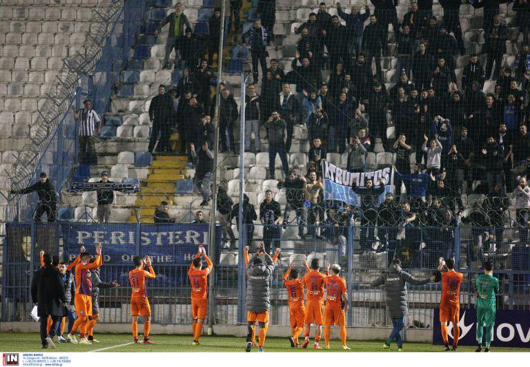 Super League: Απόλλων Σμύρνης – Ατρόμητος 0 – 3 | tovima.gr