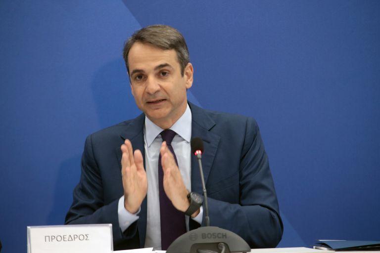 Μητσοτάκης: Η αριστερή τους συνείδηση… ματώνει αλλά ψηφίζουν σκληρά μέτρα | tovima.gr