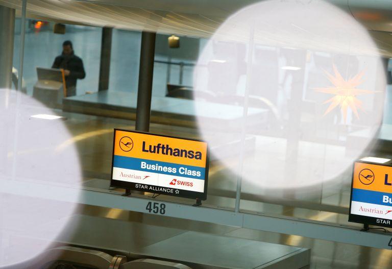 Σην κορυφή των αεροπορικών της Ευρώπης η Lufthansa   tovima.gr