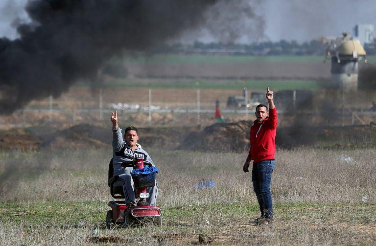 Nέες απώλειες Παλαιστινίων σε Λωρίδα της Γάζας και Δυτική Όχθη | tovima.gr