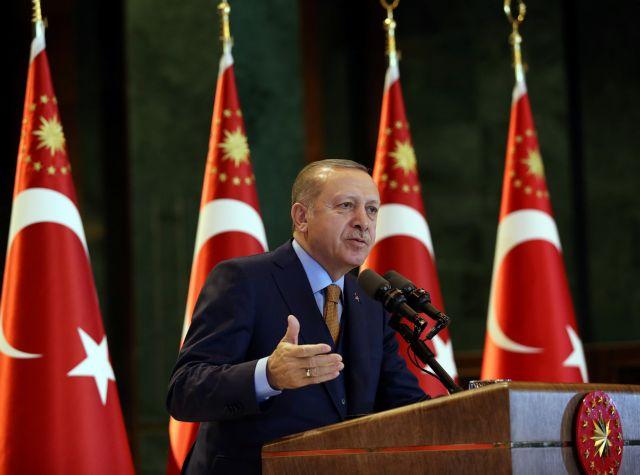 Ερντογάν: Η Τουρκία θα συντρίψει τον «τρομοκρατικό στρατό» των ΗΠΑ | tovima.gr