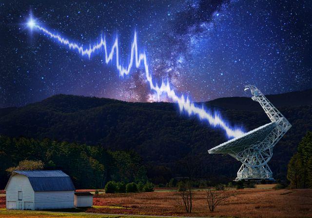 Εξωγήινοι πίσω από μυστηριώδες ταχείες εκλάμψεις; [Βίντεο] | tovima.gr