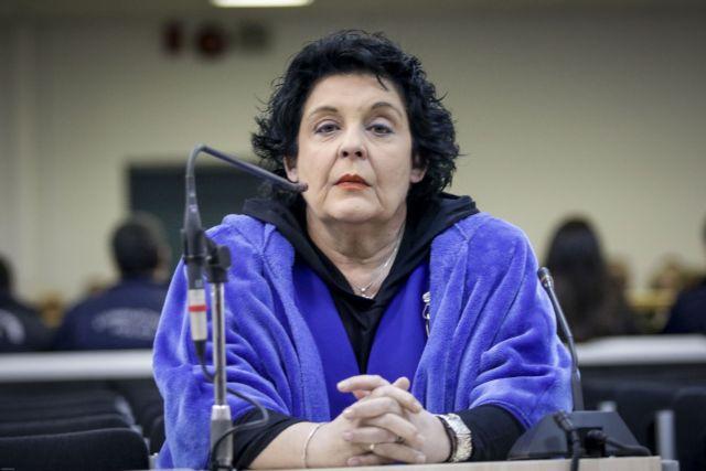 Λιάνα Κανέλλη: Η Χρυσή Αυγή ασκεί μαύρη προπαγάνδα | tovima.gr