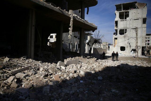 Οι τζιχαντιστές αντιστέκονται στα συριακά στρατεύματα | tovima.gr