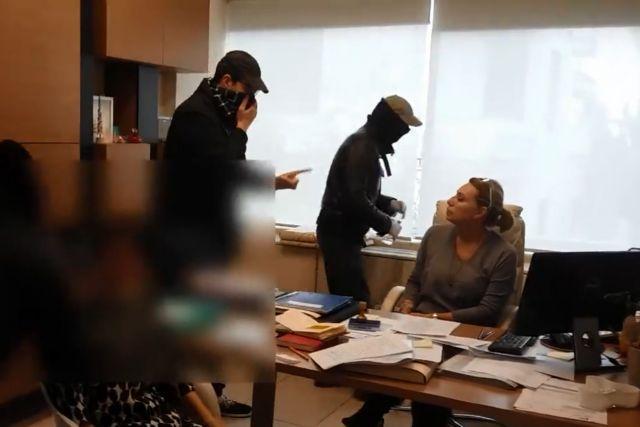 Κάλεσμα Ρουβίκωνα για τους πλειστηριασμούς πρώτης κατοικίας | tovima.gr