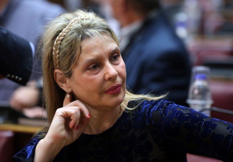 Υφυπουργός Προστασίας του Πολίτη η Κατερίνα Παπακώστα | tovima.gr