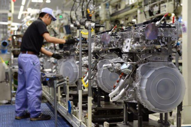 Αυξήθηκαν οι τιμές εισαγωγών στη βιομηχανία το Νοέμβριο | tovima.gr