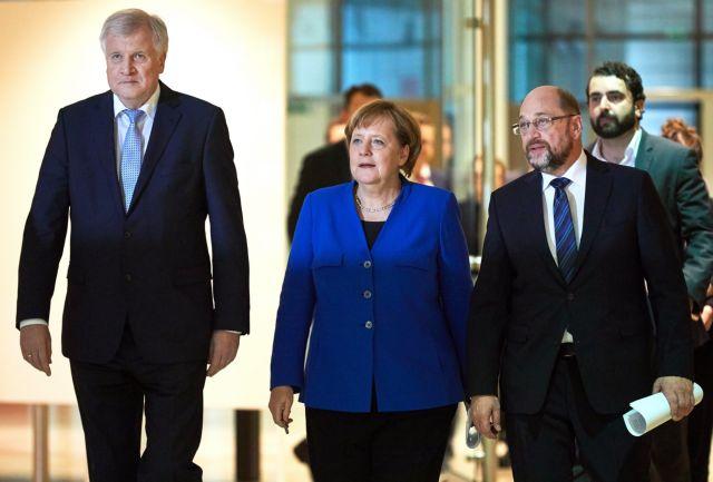 Γερμανία: Στο τέλος της εβδομάδας οι διαπραγματεύσεις για κυβέρνηση | tovima.gr