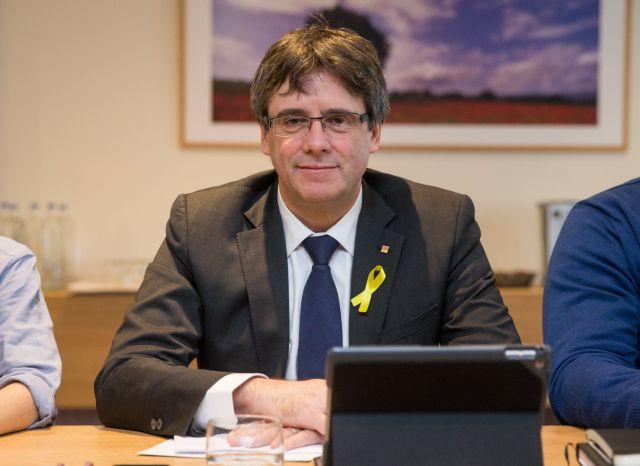 Κίνδυνος σύλληψης του Πουτζντεμόν εάν πάει στη Δανία | tovima.gr