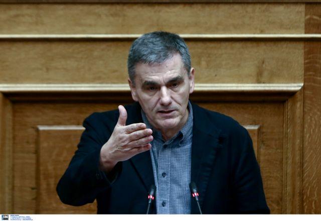 Τσακαλώτος: Νέο Μεσοπρόθεσμο Πρόγραμμα φορολογικών ελαφρύνσεων ύψους 3,5 δισ. ευρώ | tovima.gr