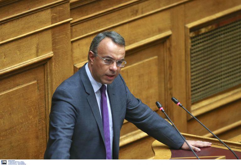 Σταϊκούρας: Η έξοδος στις αγορές δεν σημαίνει και έξοδος από τα μνημόνια   tovima.gr