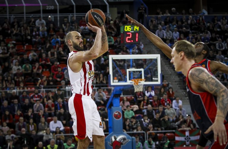 Euroleague: Μπασκόνια – Ολυμπιακός 86 – 54   tovima.gr