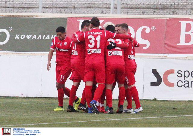 H Ξάνθη νίκησε 3-2 τον Πλατανιά   tovima.gr