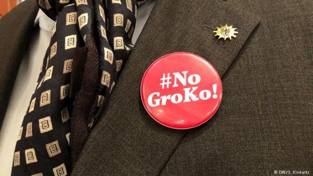 Έντονες αντιδράσεις στο SPD για τον μεγάλο συνασπισμό | tovima.gr