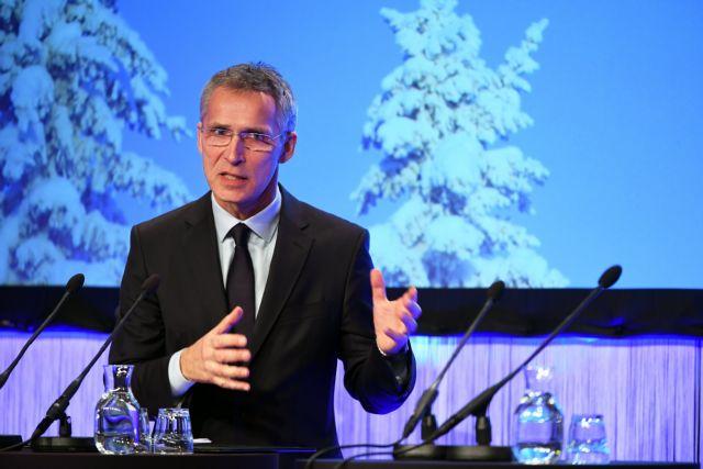 Στόλτενμπεργκ: Χωρίς λύση η πΓΔΜ δεν παίρνει πρόσκληση για το ΝΑΤΟ | tovima.gr