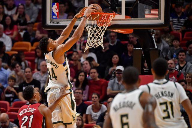 NBA: Καλός αλλά μόνος ο Γιάννης στην ήττα των Μπακς   tovima.gr