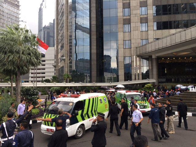 Ινδονησία: Κατέρρευσε όροφος του χρηματιστιρίου | tovima.gr