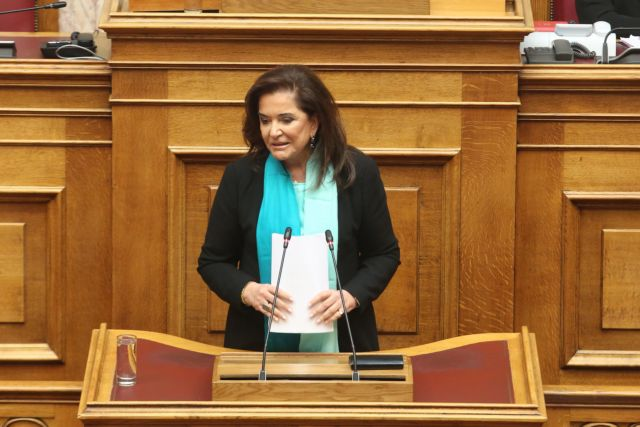 Μπακογιάννη:  Η νησιωτικότητα μπορεί να μετατραπεί σε πλεονέκτημα | tovima.gr