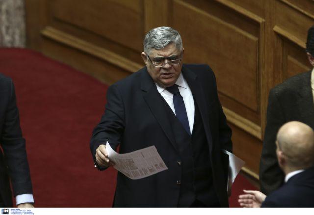 Στην επιτροπή Δεοντολογίας παραπέμπεται ο Μιχαλολιάκος | tovima.gr