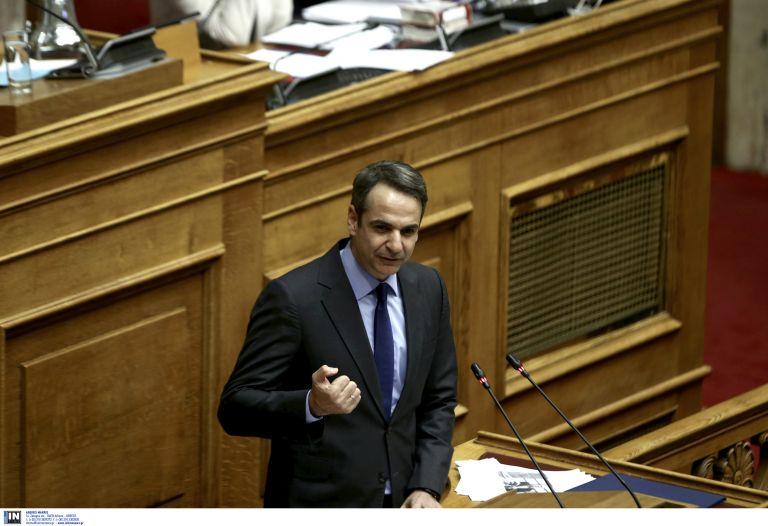 Μητσοτάκης: Είστε παγκοσμίως γνωστοί για τη λέξη κωλοτούμπα – Κάνατε το ψέμα επάγγελμα   tovima.gr
