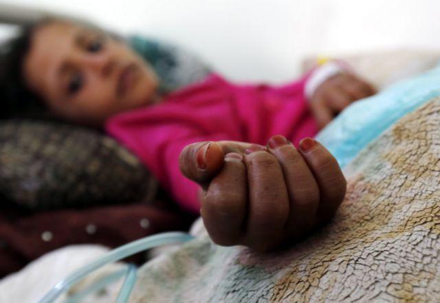Λιμοκτονούν πάνω από 22 εκατ. άνθρωποι στην Υεμένη | tovima.gr