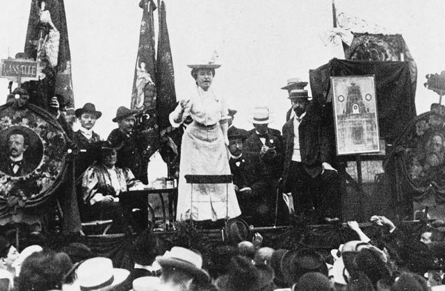 Ρόζα Λούξεμπουργκ: 99 χρόνια από τη δολοφονία της | tovima.gr