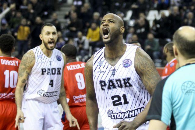 Champions League – μπάσκετ: Ο ΠΑΟΚ νίκησε 90 – 81 τη Σαλόν   tovima.gr