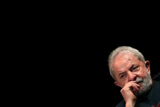 Βραζιλία: Επικυρώθηκε η ποινή του πρώην προέδρου Λούλα   tovima.gr