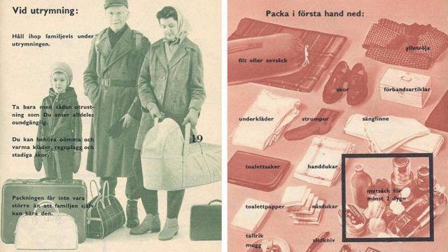 Τι να κάνετε σε περίπτωση πολέμου: Οδηγίες χρήσεως από την Σουηδία | tovima.gr