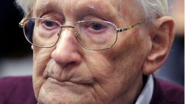 Απορρίφθηκε το αίτημα του 96χρονου «λογιστή του Άουσβιτς» για επιείκεια | tovima.gr