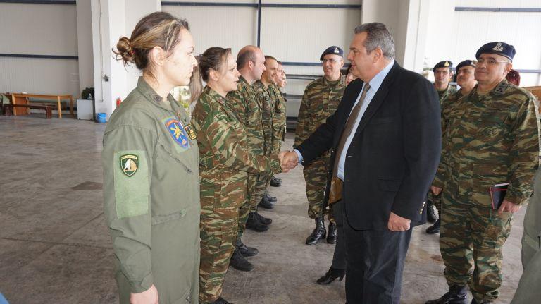 Εξαγορά «κόκκινων» δανείων στρατιωτικών πρότεινε ο Καμμένος | tovima.gr
