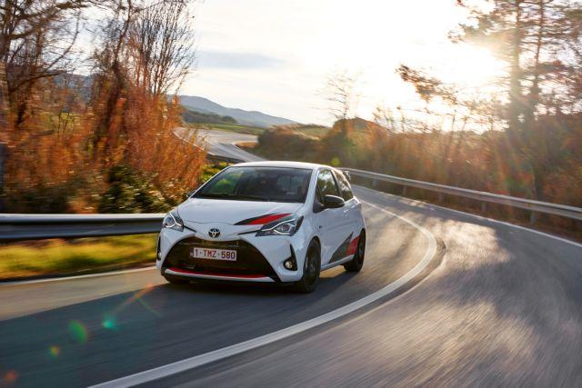 Toyota Yaris GRMN: Η υπόσχεση | tovima.gr