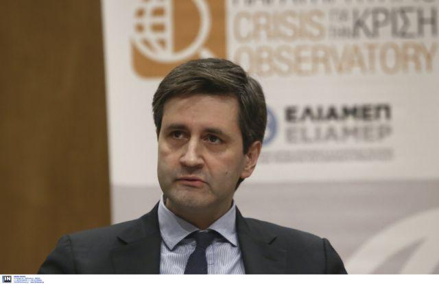 Γιώργος Χουλιαράκης: Ορατός ο κίνδυνος του δημοσιονομικού παραστρατήματος   tovima.gr