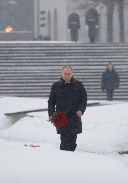 Ο Πούτιν και ο νέος Ψυχρός Πόλεμος | tovima.gr