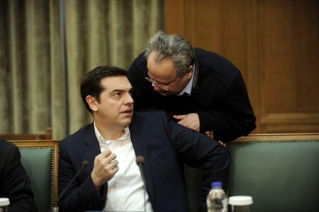 Ο Τσίπρας, ο Κοτζιάς και το Συμβούλιο Εθνικής Ασφαλείας | tovima.gr